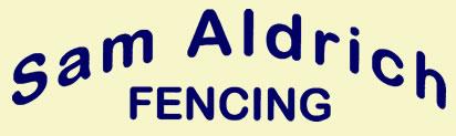 Sam Aldrich Fencing logo