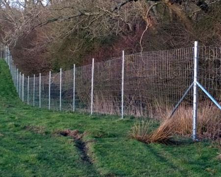 clipex fencing